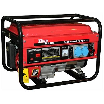 Бензиновый генератор RD3600B RedVerg