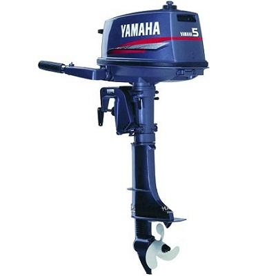 Лодочный мотора Yamaha 5CMHS (5 л.с.)